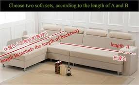 2 3 seater jacquard stretch fitted l shaped corner sofa couch