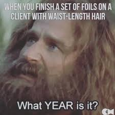 Hairdresser Meme - 60 memes that will keep hairdressers laughing for hours