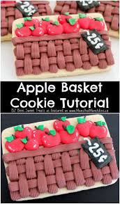 Halloween Sugar Cookies Decorating Idea by Top 25 Best Cookie Baskets Ideas On Pinterest Chocolate Chip