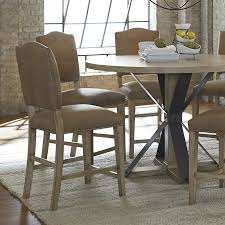 August Grove Dessie Counter Height Dining Table  Reviews Wayfair - Height of kitchen table