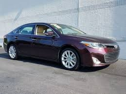 certified used toyota avalon certified pre owned toyotas peachtree city toyota of newnan