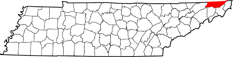 Bristol Tennessee Map by File Map Of Tennessee Highlighting Sullivan County Svg Wikimedia