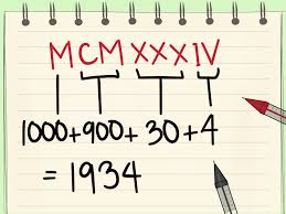 how to use roman numerals 8 steps with pictures wikihow