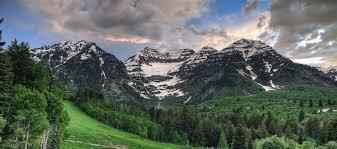 Utah mountains images Sundance resort in utah downhill and cross country skiing hiking jpg