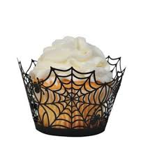 halloween spider web cake amazon com fashionclubs halloween party spiderweb laser cut paper