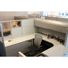 Knoll Reff Reception Desk Used Knoll Reff Workstations