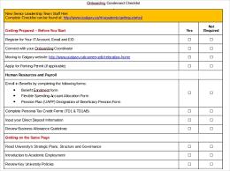 onboarding checklist template rubybursa com