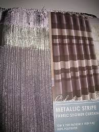 Silver Shower Curtains Marvellous Purple And Silver Shower Curtain Photos Best
