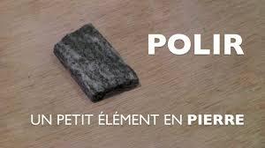 Evier En Pierre De Cassis by Comment Polir Une Petite Surface En Pierre Bricolage Maison