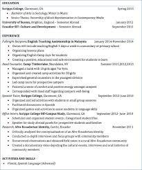 model resume exles model resume exles resume exle