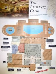 Fitness Center Floor Plans Valencia Shores Valencia Shores Athletic Club