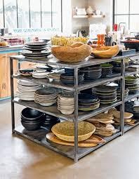 Open Kitchen Island Open Shelf Kitchen Ideas U2014 Open Kitchen Cabinets Photos U2014 Eatwell101