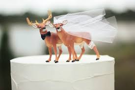 cake tops wedding cakes ideas deers wedding cake tops figurines mixed