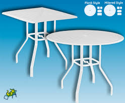 Lloyd Flanders Bay Breeze Lloyd Premium Commercial Tables By Commercial Furniture Usa