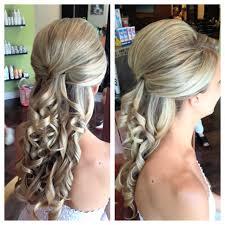 half up bridal updo done by kara at gravity hair salon ambler pa