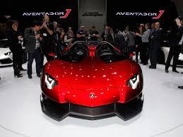 Lamborghini Aventador J Black - lamborghini aventador j