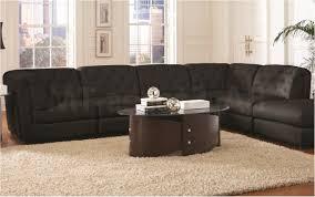 beautiful black microfiber sofa unique sofa furnitures sofa