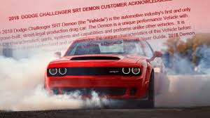 dodge challenge srt the 2018 dodge challenger srt lives up to the hype with