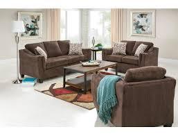 slumberland andorra collection chocolate sofa