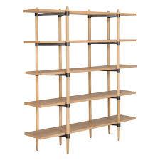 scaffold bookshelf freedom furniture and homewares