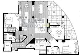 Midtown Residences Floor Plan by Escala Floorplans