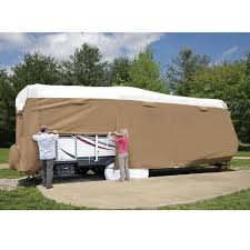 Rv Awning Protective Cover Elements All Climate Rv Cover Travel Trailer 24 U00271