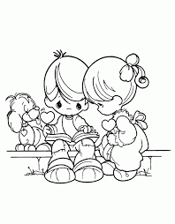precious moments baby coloring pages coloring