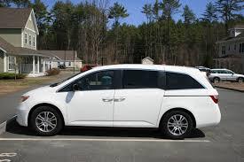 2012 Honda Odyssey Roof Rack by Car Sale U2013 2012 Honda Odyssey Ex L White 16 000 Miles Dartlist