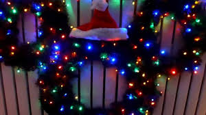 How To Make Christmas Light by How To Make A Mickey Mouse Christmas Wreath Youtube