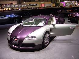 gold and white bugatti purple bugatti veyron purple white bugatti veyron from a car