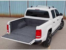 Bed Rug Liner Vw Amarok Double Cab Carpet Pickup Truck Bed Liner By Bedrug 4x4