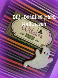 diy como hacer detalles para halloween how to make halloween