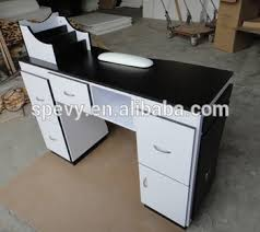 Meja Manicure top design equipment nail table used manicure table buy