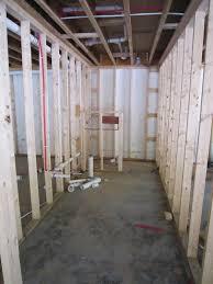 north carolina passive house plumbing last week footings for