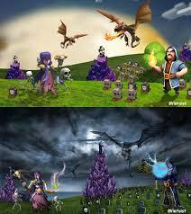 clash of clans wallpaper free free wallpapers u0026 my fan art site