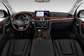 lexus sport 2017 black 2017 lexus lx570 cockpit interior photo automotive com