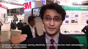 Where Can I Buy 3m Window Film Ceatec 3m Window Film Generates Electricity Blocks Light Youtube