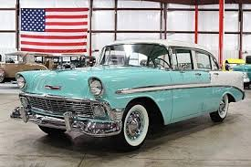 1956 chevrolet bel air classics for sale classics on autotrader