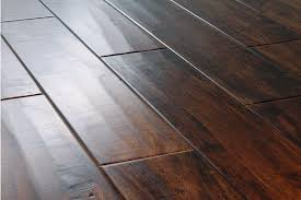 scraped hardwood flooring vs smooth scraped hardwood