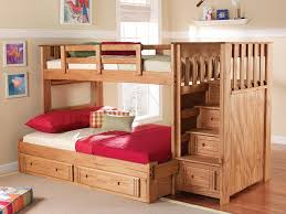 Twin Over Full Bunk Bed Logan Twin Over Full Bunk Bed Boardwalk - Full and twin bunk bed