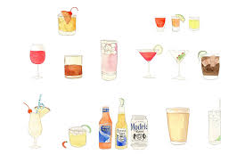 what your drink says about your personality what your drink order says about you man repeller