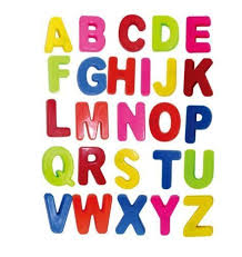 colorful abc alphabet fridge magnets early letter magnetic