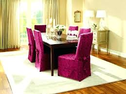 dining table chair covers seat protectors for dining room chairs dining chair skirted dining