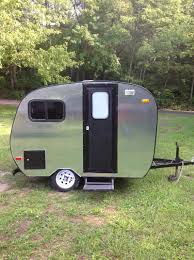 Teardrop Camper With Bathroom Metzendorf The Small Trailer Enthusiast