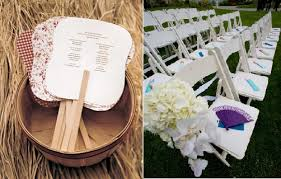 fans for weddings summer wedding ideas fans equally wed a and wedding