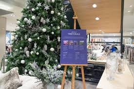 john lewis treetorial how to decorate the perfect christmas tree