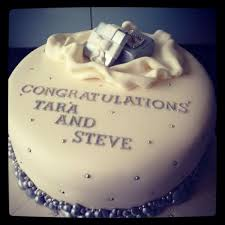 engagement cakes cake