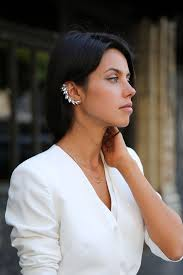 how do you wear ear cuffs how to wear ear cuffs with personality glam radar
