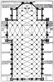 Milan Cathedral Floor Plan | milan cathedral floorplan gothic architecture sacred
