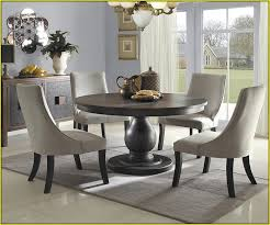 Glass Round Kitchen Table by Round Kitchen Table Sets With Lazy Susan Home Design Ideas